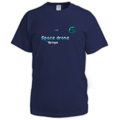 Epilogue - Space drone