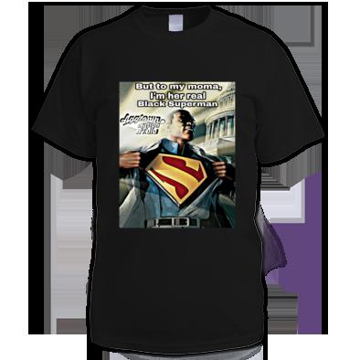 """""""Black Superman"""""""