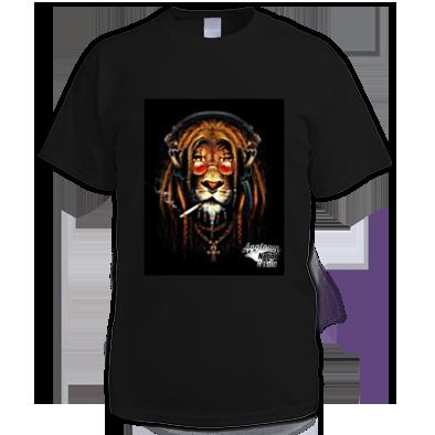 """Rasta Lion"""