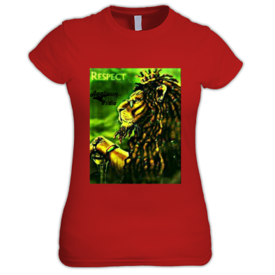 Respect Rasta Lion
