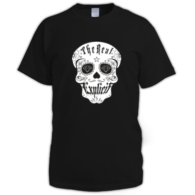 The meloHYPE Type (T.R.E. Skull Logo)