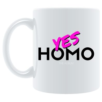 Yes Homo Mug