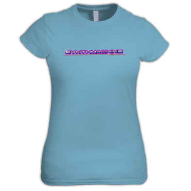 Synthmachine Logo - Women's T-Shirt