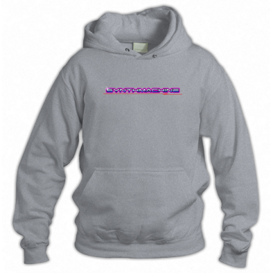 Synthmachine Logo - Hoodie