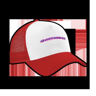 Synthmachine Logo - Cap