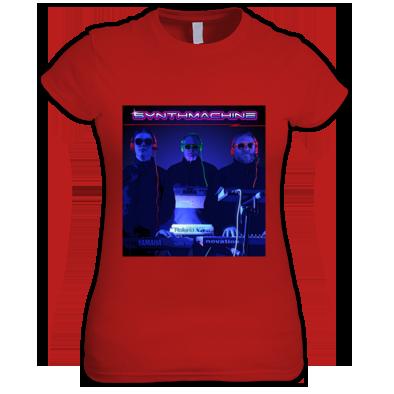 Synthmachine - Women's t-shirt