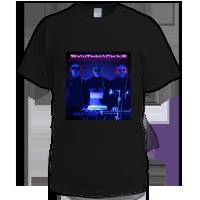 Synthmachine - Men's t-shirt
