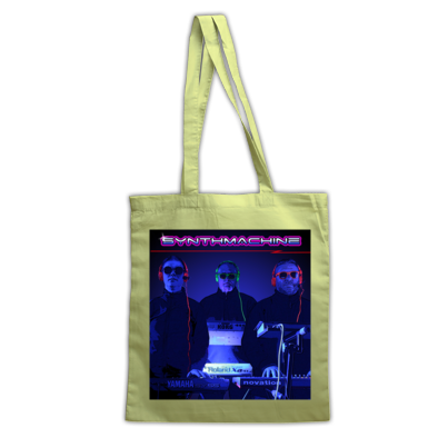 Synthmachine - Tote Bag