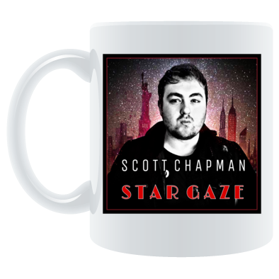Star Gaze Album Cover Mug