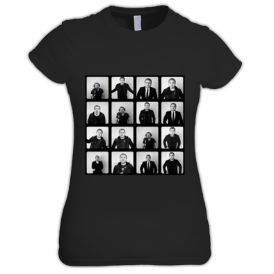Scott Chapman The Process Womens T-Shirt