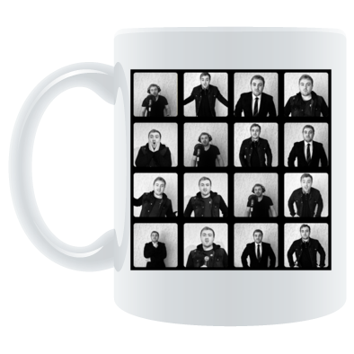 Scott Chapman The Process Mug