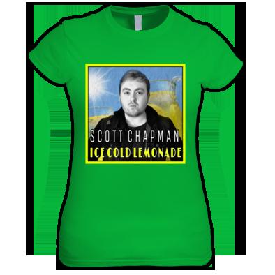 Ice Cold Lemonade Womens T-Shirt