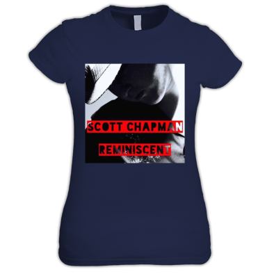 Scott Chapman Reminiscent Womans T-Shirt