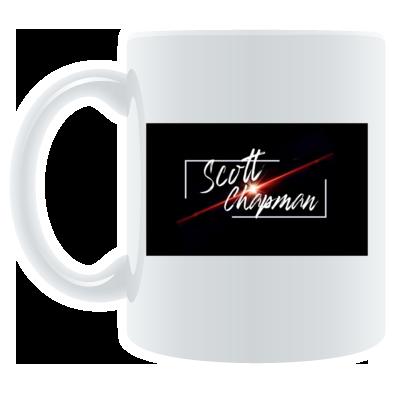 Scott Chapman Singer Logo Mug