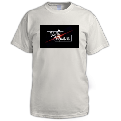 Scott Chapman Singer Logo TShirt