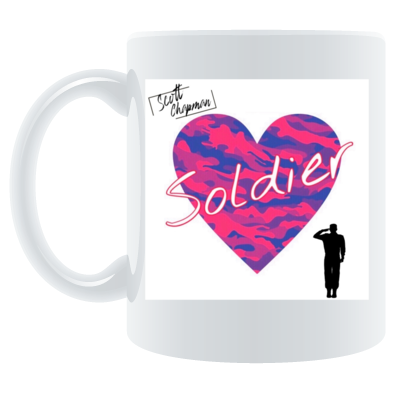 Scott Chapman - Soldier (Single) Mug