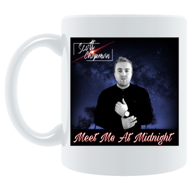 Scott Chapman - Meet Me At Midnight - Album - Official Mug