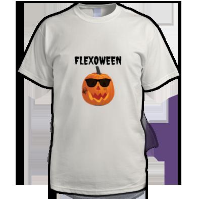 Flexoween T-Shirt (white)