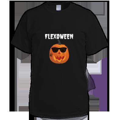 Flexoween T-Shirt (black)