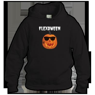 Flexoween Hoodie (black)