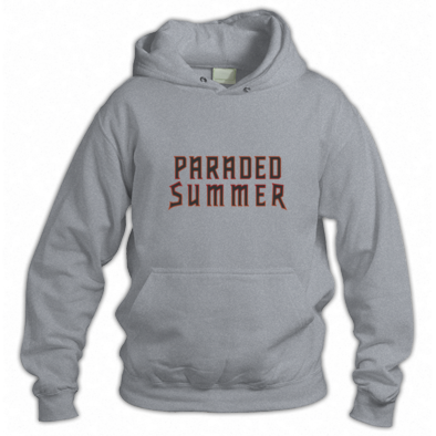 Paraded Summer Bold Lettering