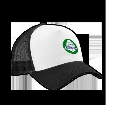TripleCrest Logo Trucker Hat
