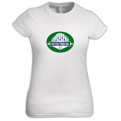 TripleCrest Logo Ladies T-Shirt GRN