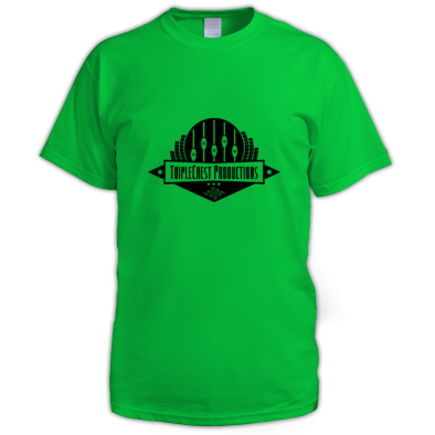 TripleCrest Logo T-Shirt