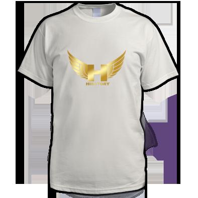HisStory Men's Logo Tee