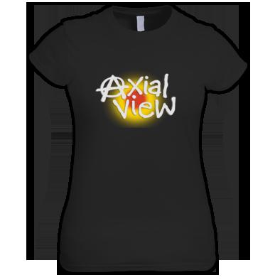 axial view band logo
