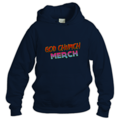 God Church Merch: Red