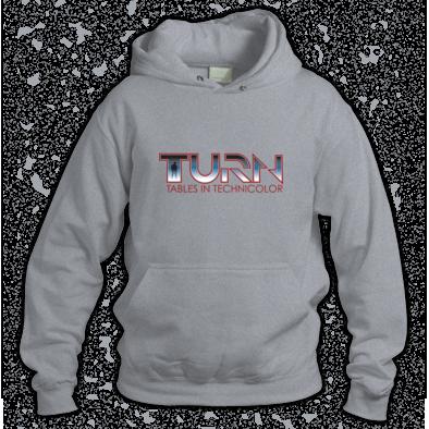 Turntables In Technicolor Tron 1