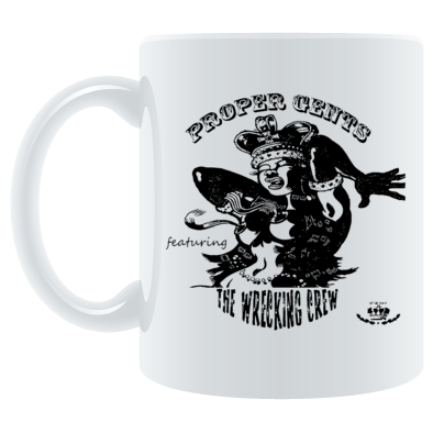 THE WRECKING CREW MUG