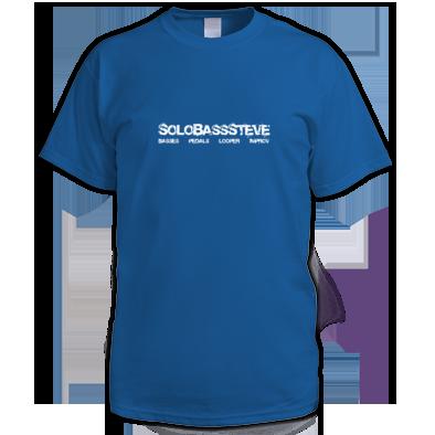 SoloBassSteve Tshirt