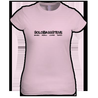 SoloBassSteve Women's T-shirt