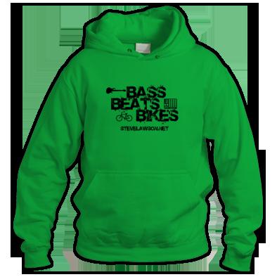 Bass Beats Bikes Hoodie