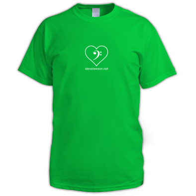 Bass Heart T-Shirt