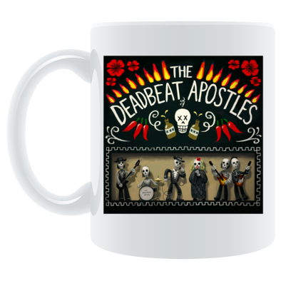 The Deadbeat Apostles Logo