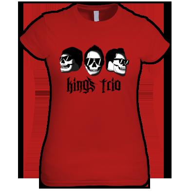 Kings Trio Logo Women's