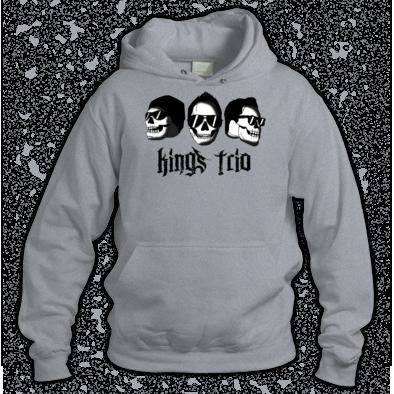 Kings Trio Logo  Sweatshirt