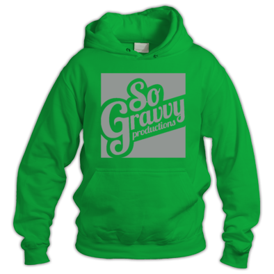 Mid Grey on Irish Green