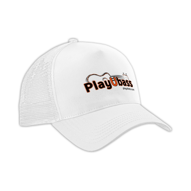 Playubass (black logo)