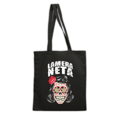 GreaserSkull_Tote