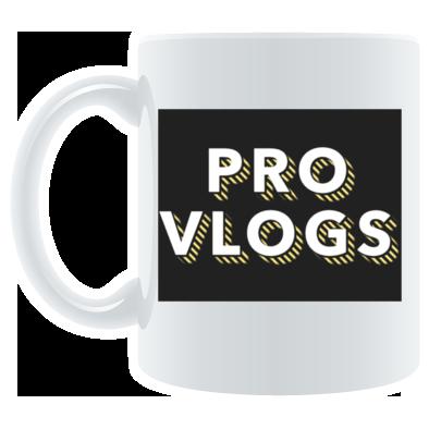Pro vlogs logo