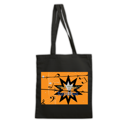 Barbed-wire Totebag