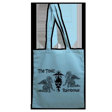 Toxic Babies B&W Totebag