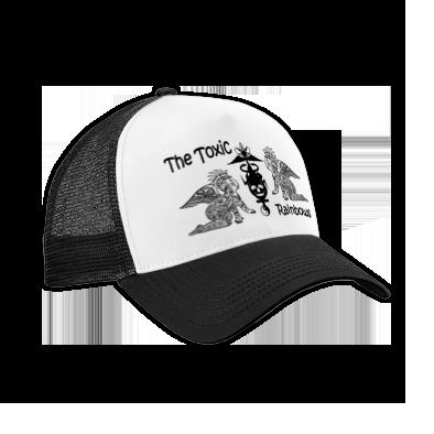 Toxic Babies B&W Trucker Hat