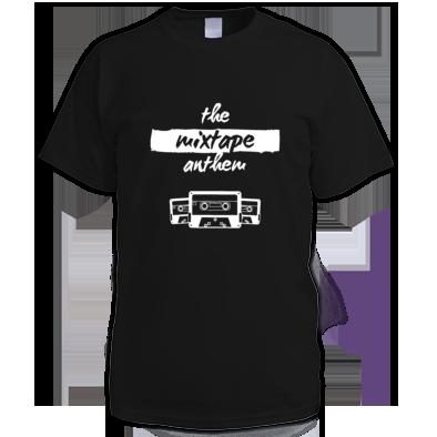 Three Cassettes T-Shirt (Guys)