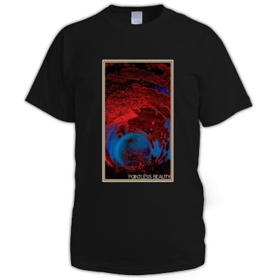 Collapsing Universe - Men's T-Shirt (Various Colours)