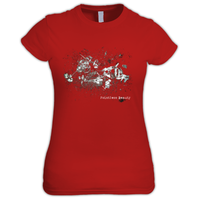Debris - Women's T-Shirt (Black or Red)